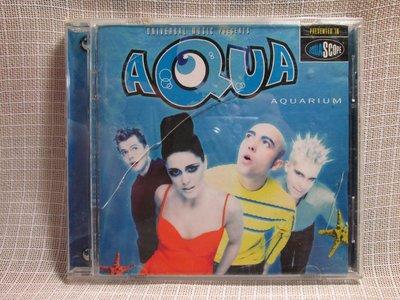 AQUA Aquarium 加版無歌詞 CD