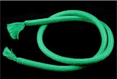 【天天魔法】【128G】(綠色)Stiff Rope(軟繩變硬)(印度繩)