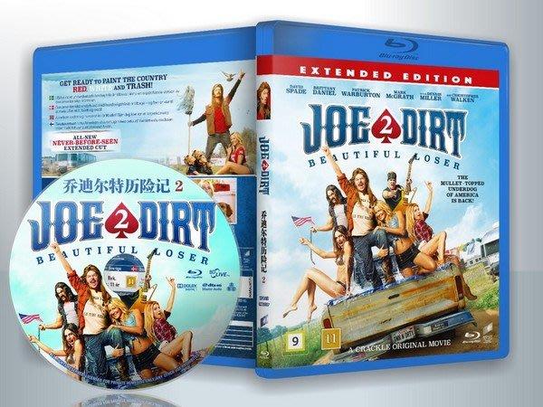 【藍光電影】喬迪爾特歷險記2 Joe Dirt 2:Beautiful Loser (2015) 83-024