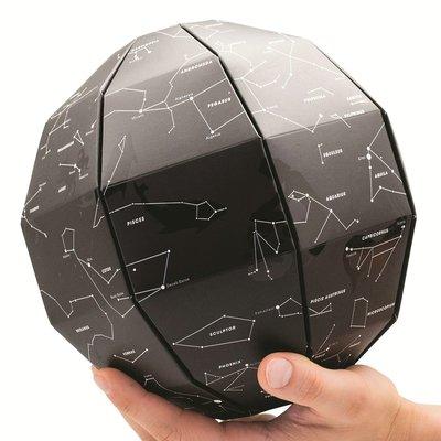 夏丫英國Luckies 熒光星空地球儀/Star Globes創意星座熒光地球儀