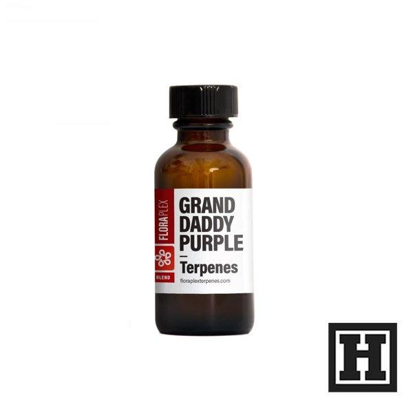 [H Market] 美國製造 Floraplex Terpenes 萜烯 祖父紫 GD Purple Indica