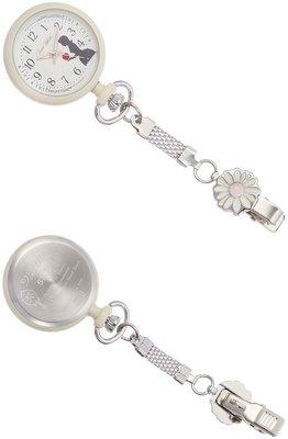日本正版 Fieldwork ST207-1 白雪公主 懷錶 掛錶 手錶 日本代購