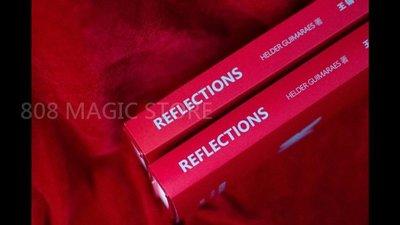 [808 MAGIC]魔術道具 Reflections by Helder Guimaraes 表演 近距離 研究 書