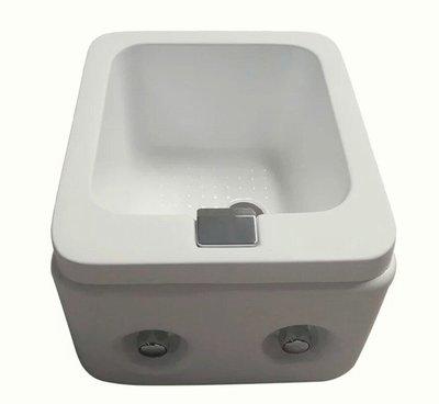 美甲足浴盆美甲美足泡腳缸洗腳缸spa足浴