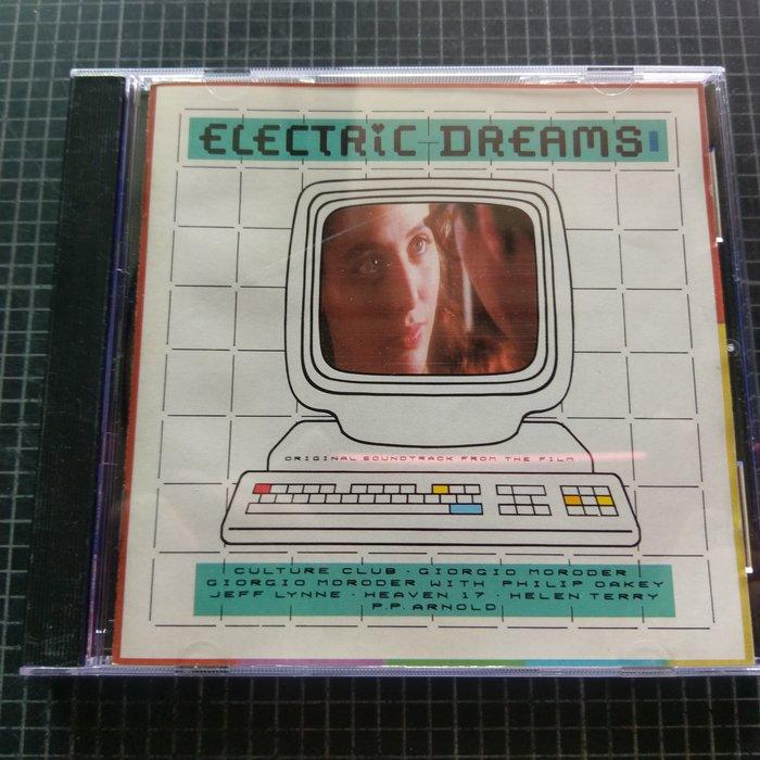 ※藏樂小舖※ (影劇CD) Electric Dream神通情人夢~電影原聲帶