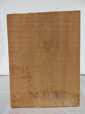 【九龍藝品】檜木 ~ 4寸角,長約15.5cm (11) 可各種運用