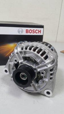 BENZ W210 E430 M113 V8 98-02 150A 發電機 (BOSCH製全新品) 0123520017