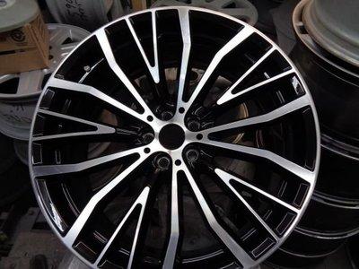 ✽顯閣商行✽BMW 德國原廠 G11/G12 687 M 21吋 輪圈 鋁圈 改裝 大腳 LCI