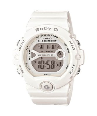 CASIO Baby-G BG-6903 白色 BabyG BG6903