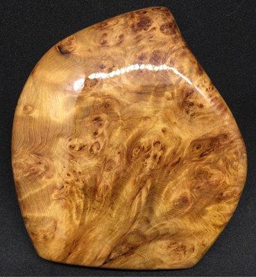 台灣紅檜 倒吊鳳尾刺瘤 把玩小物、刮痧板