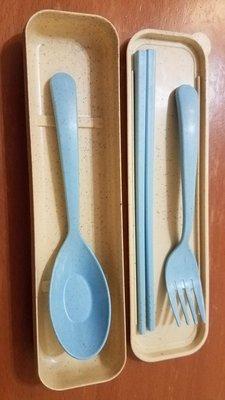 全新小麥環保餐具,自己餐具自己帶,方便又衛生