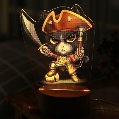 TAIZONE / 海盜貓 / LED燈 / 暖光