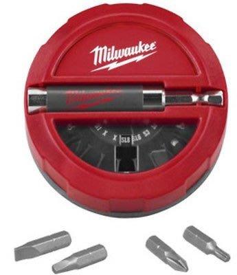 米沃奇衝擊起子接桿 衝擊起子接頭組 電鑽接頭組20P