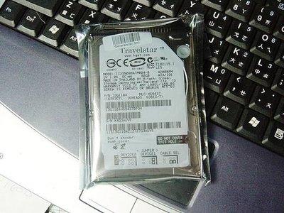 保固1年【小劉硬碟批發】全新庫存HITACHI  2.5吋80G筆記型電腦硬碟/筆電硬碟,8M,4200轉,IDE界面