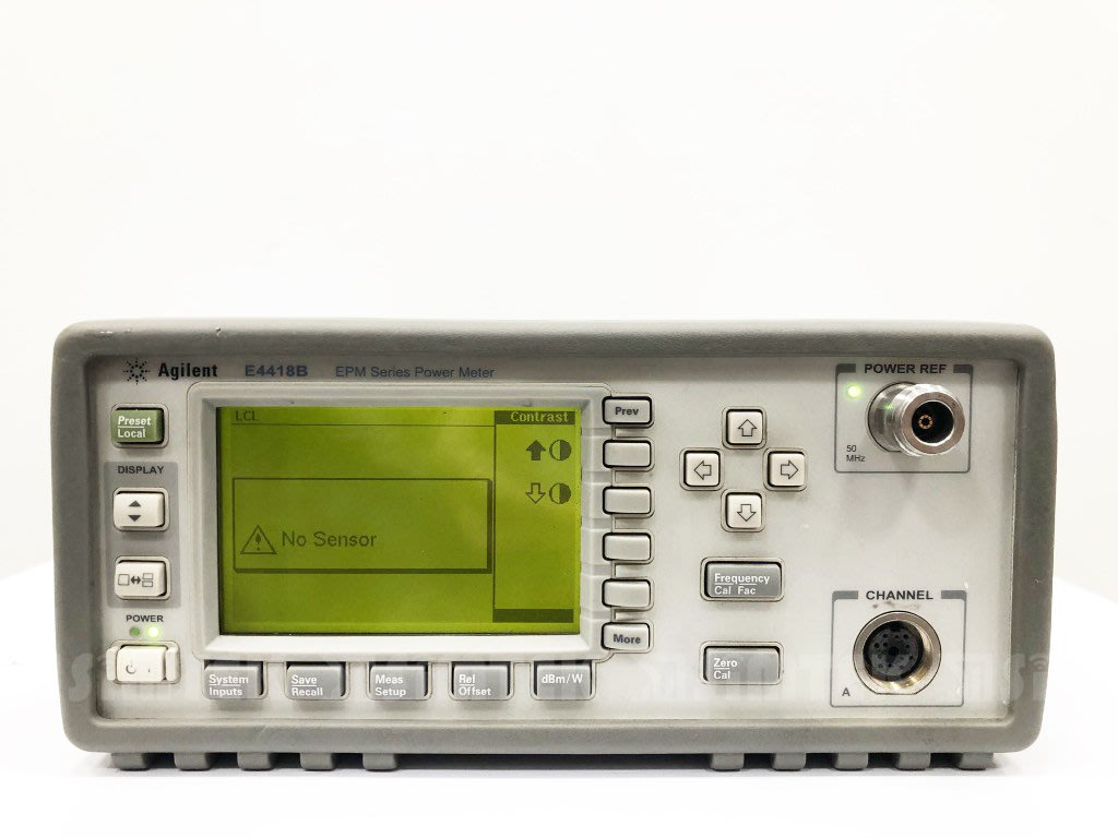 Agilent E4418B EPM系列單頻道功率錶