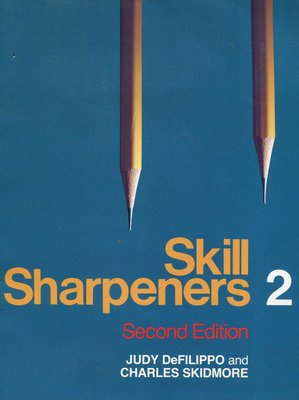 Skill Sharpeners 2《To strengthen skills in standard English》