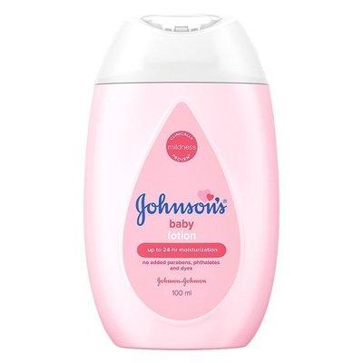 【Johnsons 嬌生】潤膚乳液-溫和潤膚(100ml)【1528】