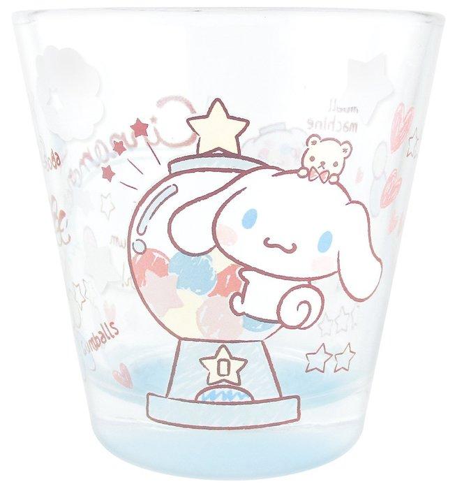 大賀屋 日貨 大耳狗 玻璃杯 水杯 汽水杯 酒杯 水晶杯 啤酒杯 杯子 杯 磨砂杯 三麗鷗 正版 J00017303