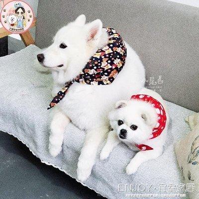 晨曦市集 寵物出走小包袱 小中大型犬日式狗狗包裹裝飾背包離家出走的小包袱CX687