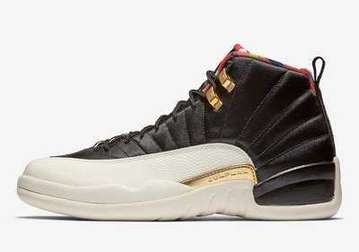 "沃皮斯§Air Jordan 12 ""Chinese New Year"" GS BQ6497-006 己亥 女段 中國年"