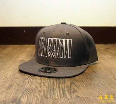 【AXE】MENACE SNAPBACK 後扣式棒球帽 美牌 LOGO 刺青 滑板 美式 潮流 設計
