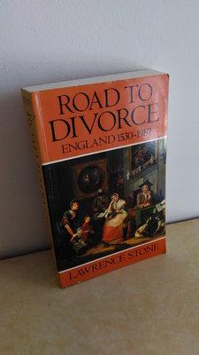 英國離婚法史 Road To Divorce: England, 1530-1987