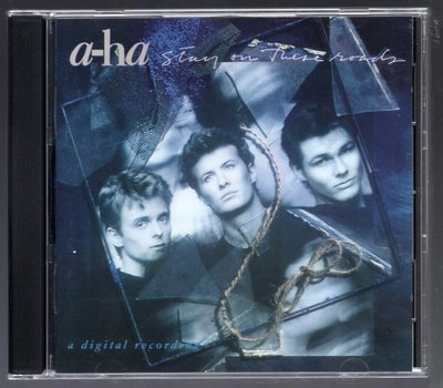 a-ha - Stay On These Roads 美版(80歐舞) n51
