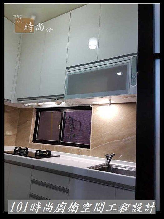 @系統廚具櫥櫃設計廚具工廠直營 廚房廚具流理台  一字型 廚具工廠直營-廚房設計特價-195cm 特價$30,300元起