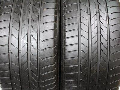 ~三重長鑫車業~中古 德國製 固特異 EFFICIENT 高性能轎跑胎 245/45/17 2條