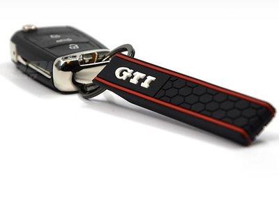 ** 福品小舖 FP Shop ** VW 福斯  GOLF POLO GTI TSI  橡膠 蜂窩 鑰匙套 鑰匙圈