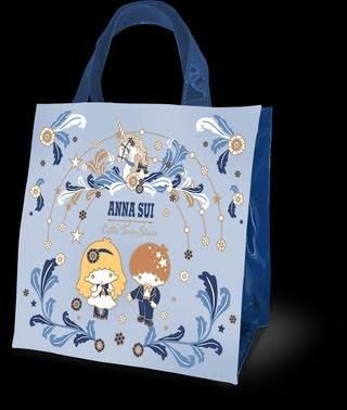 7-11&Anna Sui三麗鷗時尚托特包