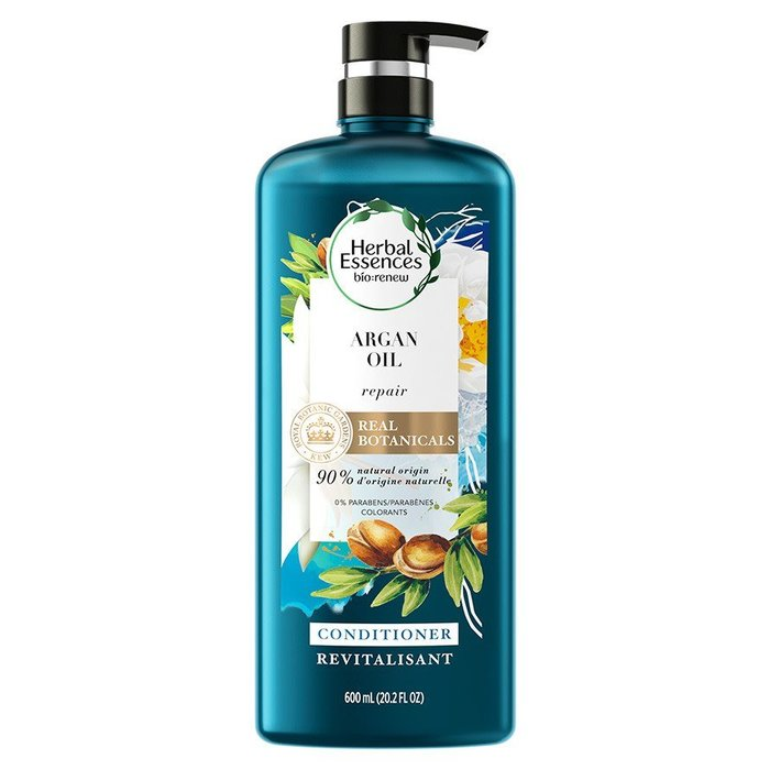 Herbal Essences | 草本精華Argan Oil 無矽靈潤髮乳 摩洛哥油 600ml