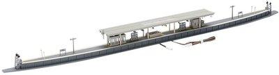 (現貨)N比例 火車模型 TOMIX 4275 都市型 島式站臺 附帶照明 火車站