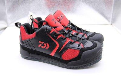 漁具 達億瓦DAIWA達瓦磯釣鞋DS-2602毛氈釘底磯鞋 釣魚鞋磯釣鞋登礁鞋