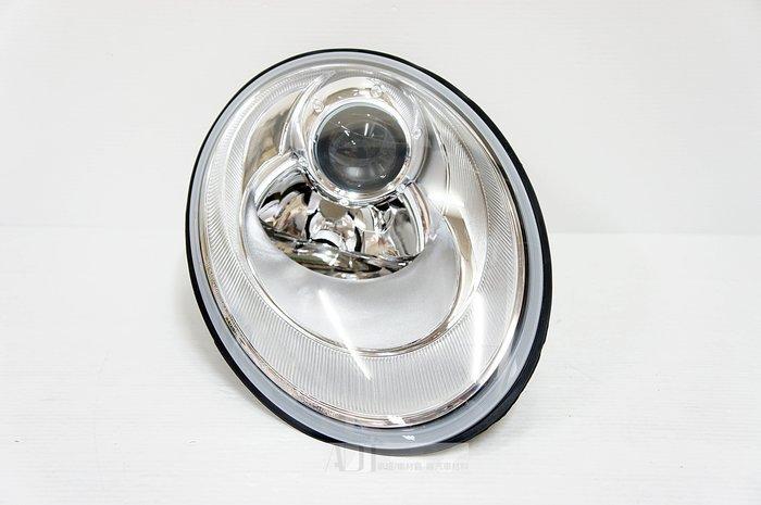 ~~ADT.車燈.車材~~ VW BEETLE 金龜車 06 07 08 09 10 11 原廠型 晶鑽大燈 單邊特價中