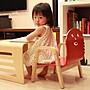 韓國dholic 木製兒童書桌 學習桌 曲木桌