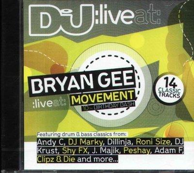 八八 - Bryan Gee & MC Tek3:Live at Movement 10th Birthday Bash