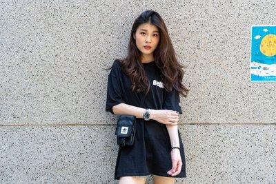 【A-KAY0】BELIEF X CHAMPION 男女 WORLD TRADE TEE 短T 黑【BLFXCHTBK】