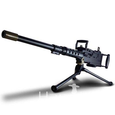 重機槍手動連發非電動玩具槍可發射水晶彈揚楷  SJ 衣涵個