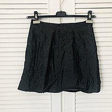 Ferre 鐵灰短裙