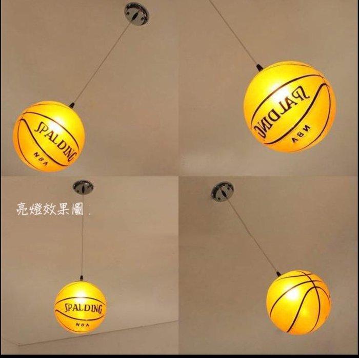凱西美屋 時尚運動風格 義大利時尚籃球吊燈 NBA籃球吊燈 生日禮物 NBA粉絲最愛