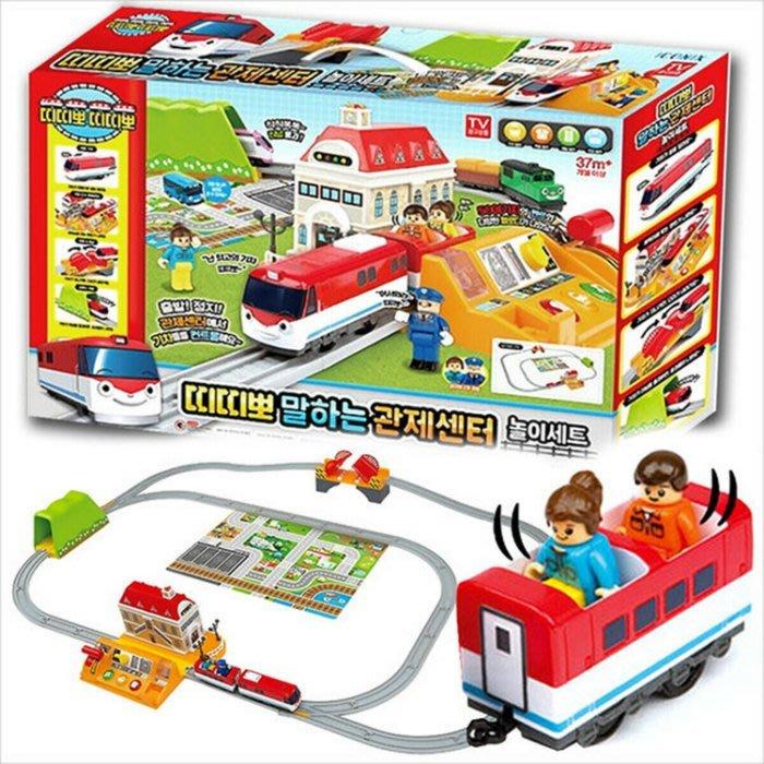 ☆天才老爸☆→【麗嬰國際】TITIPO控制中心軌道組 TI72918 ←玩具 交通 汽車