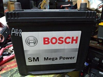 55D23L BOSCH 18年6月安裝 SM 60AH 大容量 長壽命 75D23L RAV4 CAMR 汽車 電瓶
