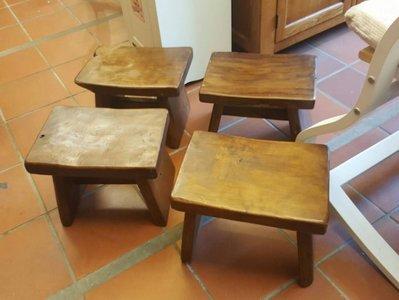 印尼柚木椅~原木椅~浴室椅 柚木矮凳~矮凳子~板凳~休閒椅~穿鞋椅