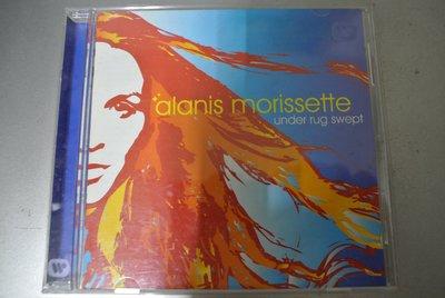 CD~Alanis Morissette Under Rug Swept~2002 MAVERICK 9-47988-2