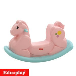 Edu-Play 搖搖馬-粉色