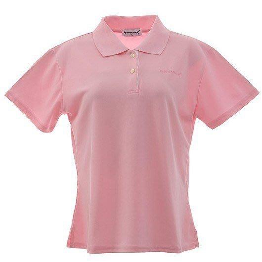 「喜樂屋戶外」台灣製造女款短袖POLO排汗衫排汗衣抗UV透氣 快乾 不黏身 #24 零碼出清 團體服訂製