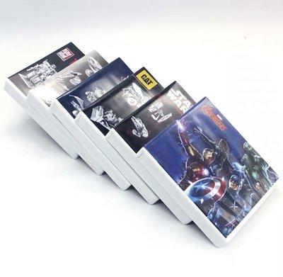 金屬拼裝3D模型6盒33款