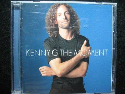 Kenny G. 肯尼吉 - The Moment 珍愛時光 - 1996年ARISTA 版 美國盤 - 9成新 - 181元起標