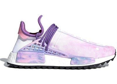 adidas Human Race NMD Pharrell Holi Festival (Pink Glow)粉色